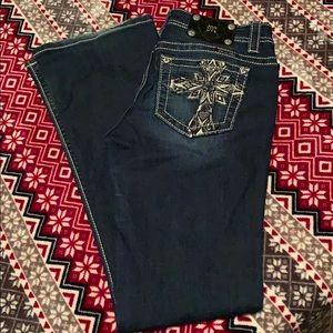 Miss Me 28x34 Jeans